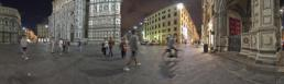 �����-�����-����-����� Piazza del Duomo by night