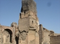 Rome_Caracalla_10 Термы Каракаллы (Baths of Caracalla) 5