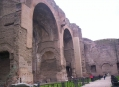 Rome_Caracalla_13 Термы Каракаллы (Baths of Caracalla) 2