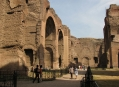 Rome_Caracalla_14 Термы Каракаллы (Baths of Caracalla) 1