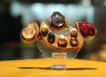 Chinese Xin Shape Jewelry from Ming Dynasty Tombs �������� ����������� �������� ��� (Ming Dynasty Tombs) 18