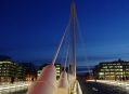 Мост Сэмюэла Беккета  (Samuel Beckett Bridge ) 6